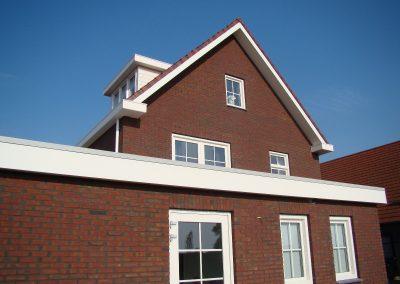 Nieuwbouw woning Kapelle