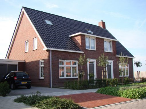 Nieuwbouw woning Aagtekerke