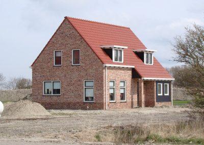 Nieuwbouw woning Westkapelle