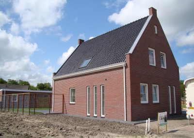 Nieuwbouw woning Zoutelande